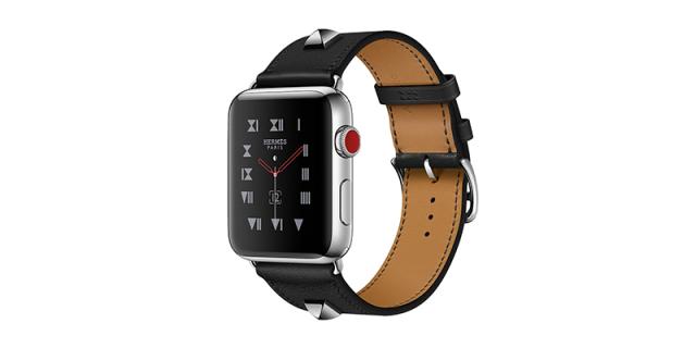 苹果发新款爱马仕表带,你的Apple Watch 3准备好了吗