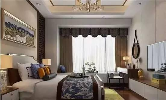 卧室飘窗这样设计实用又好看!
