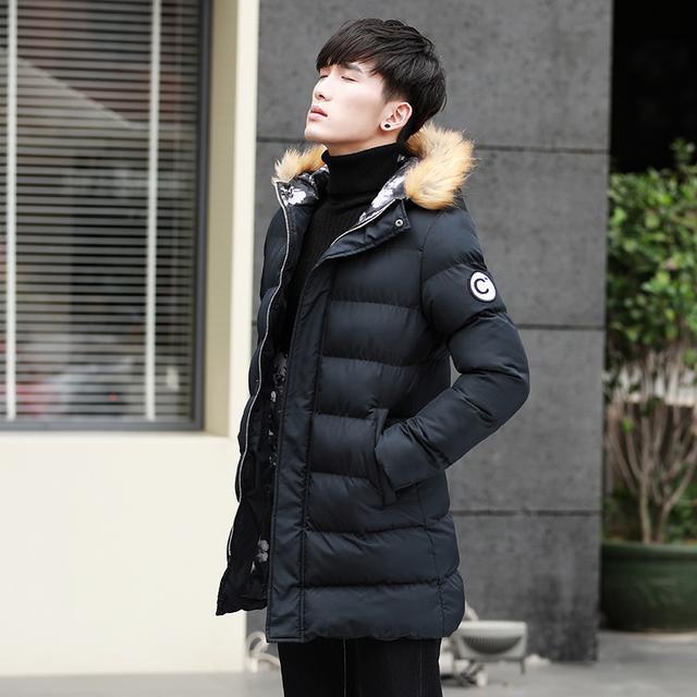 时尚男士棉服,让你的男票不止有风度还要有温度,变身帅气暖男