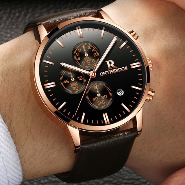 今年最流行的几款男士手表,性价比超高,总有一款适合您