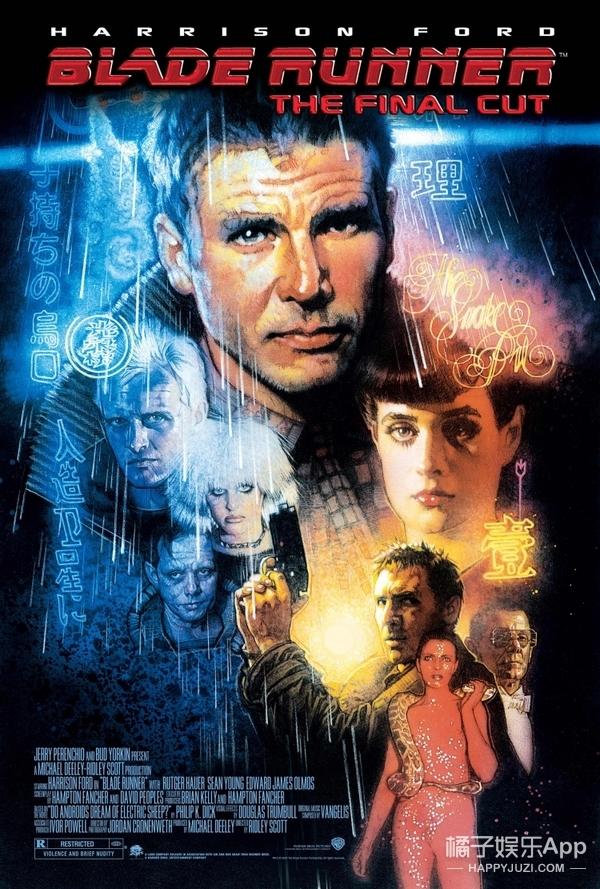 老版《银翼杀手》凭啥能成人人赞颂的科幻经典?