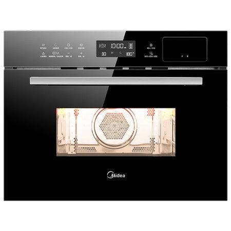 Midea 美的 TQN34FBJ-SA 伯爵系列 嵌入式蒸箱烤箱 3089元包邮(需用券)